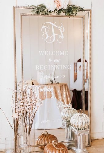 mirror wedding ideas decor with mirror lanegrayphoto