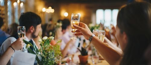 Rehearsal Dinner Speech [Etiquette + Samples]