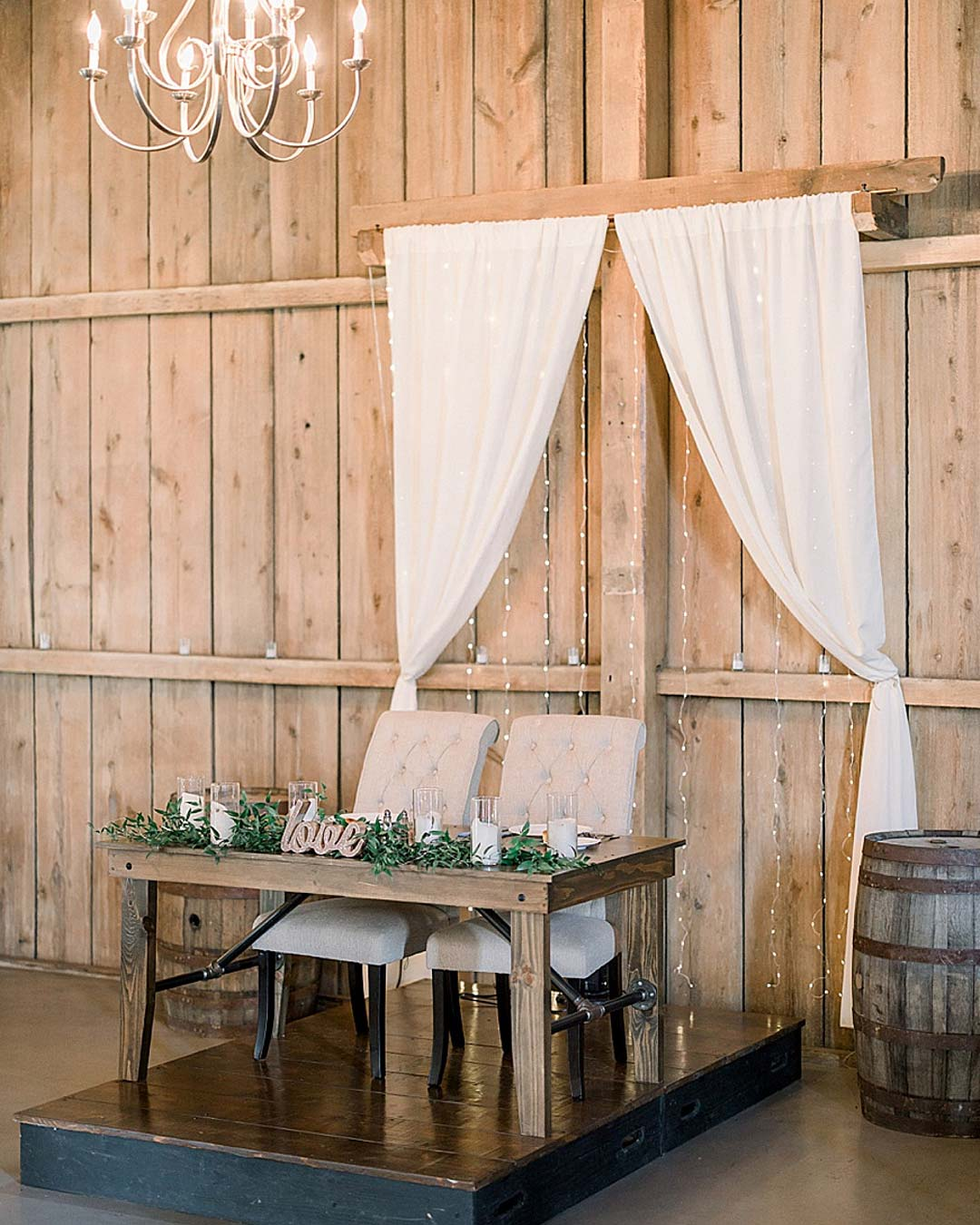 rustic wedding ideas wooden venue sign