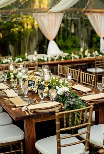 shabby chic vintage wedding decor ideas reception decor sposaaltamoda