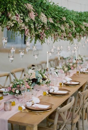 simply chic wedding flower decor ideas greeneru and flower decor sposarmi it