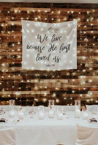 wedding backdrop ideas reception pallete backdrop BlushingDrops