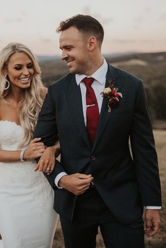 groom suits with tie jacket rustic josie lee