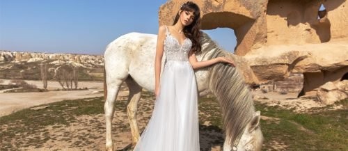 Katherine Joyce Wedding Dresses 2020 — Wind Desert Bridal Collection