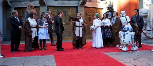 star wars wedding theme wedding ceremony featured
