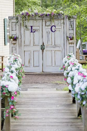 diy wedding ideas vintage wedding arbor