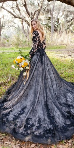 Gothic Wedding Dresses Challenging Traditions Wedding Forward