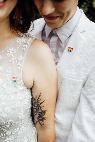 lesbian wedding ideas same sex jewelry