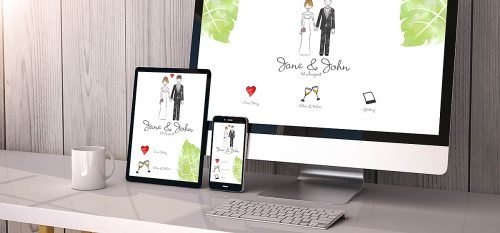 wedding planning app gadgets smartphone computer wedding website featured