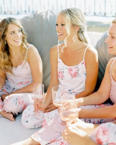 bachelorette party drinking games floral print