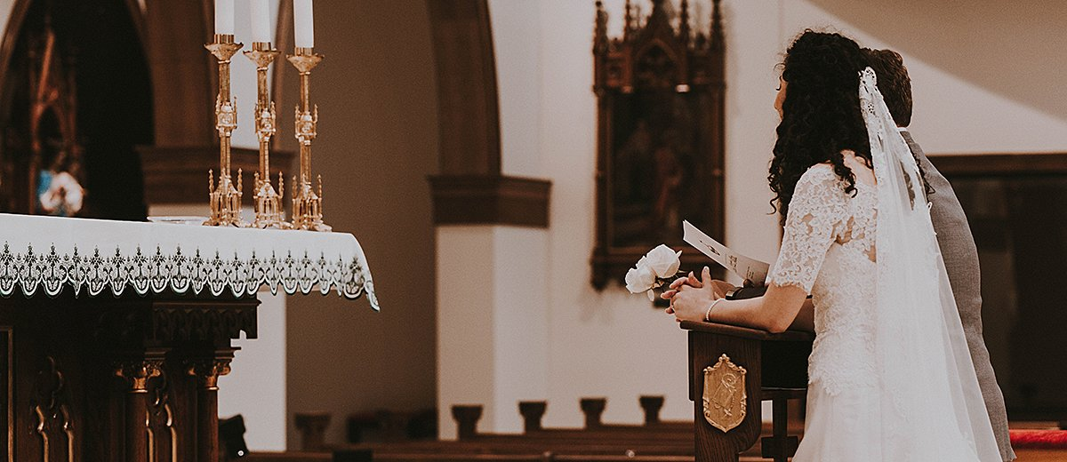 Best Catholic Wedding Songs For Every Part Of A Wedding