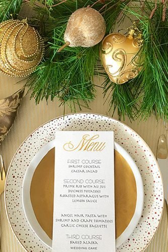 christmas wedding ideas christmas wedding table decor