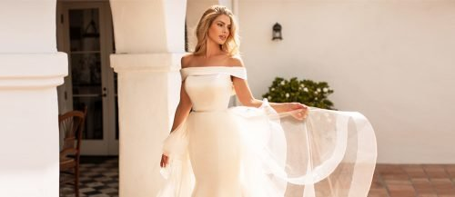 Moonlight Wedding Dresses: Fairytale Bridal Collection 2020