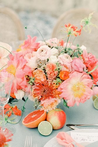 wedding ideas for summer blush wedding flowers wedding centerpiece