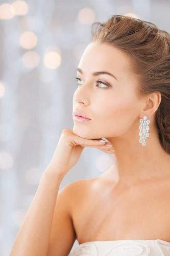 wedding trends natural bridal makeup