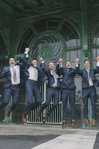 groomsmen photos funny photo groom with groomsmen