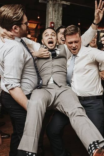 groomsmen photos funny photo groomsmen carrying groom