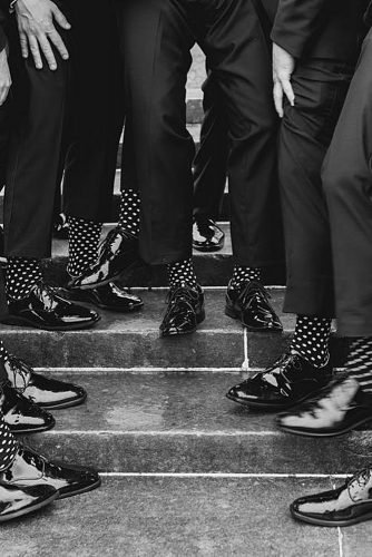 groomsmen photos photo groom with groomsmen socks