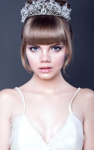 wedding hairstyles with bangs new featured