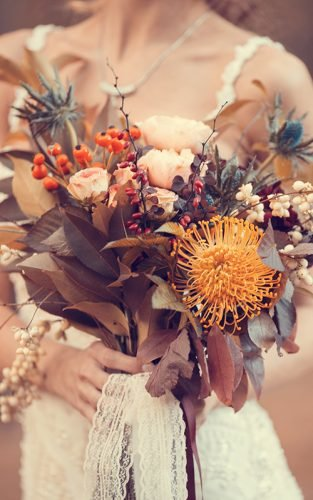 fall wedding bouquets new featured