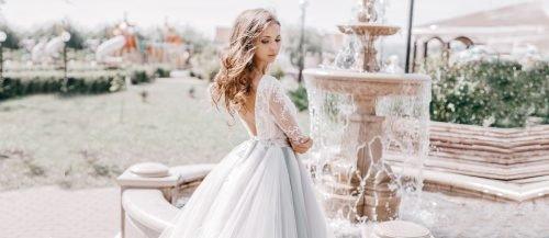 low back wedding dresses featured