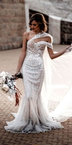 mermaid wedding dresses strapless sweetheart neckline beach galialahav