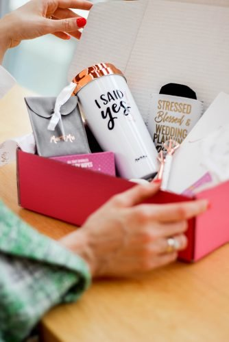 wedding trends bridal bridal subscription boxes miss to mrs