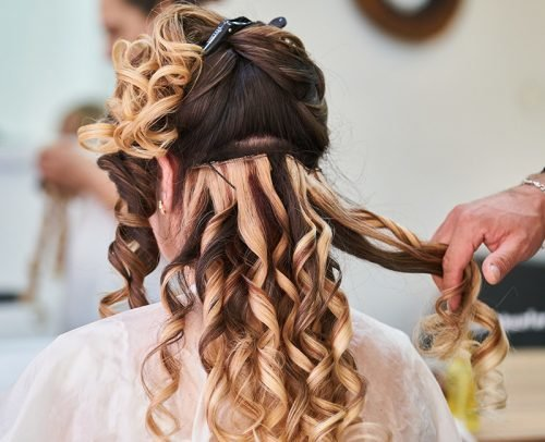 average price for wedding hair and makeup hairstylist wedding hair