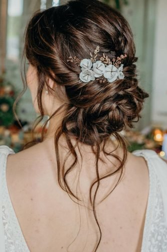 pinterest wedding hairstyles boho messy updo theupdogirl