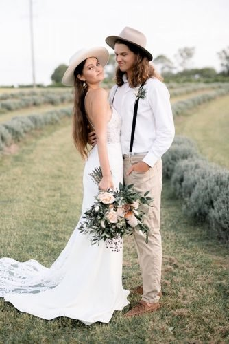 rustic groom attire with suspenders boutonniere country goddessbynature