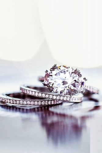 tacori engagement rings white gold engagement rings cushion cut engagement rings bridal sets tacoriofficial