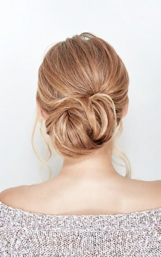 wedding bun hairstyles new featured