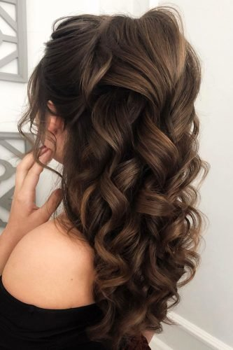 Essential Guide To Wedding Hairstyles For Long Hair Wedding Forward
