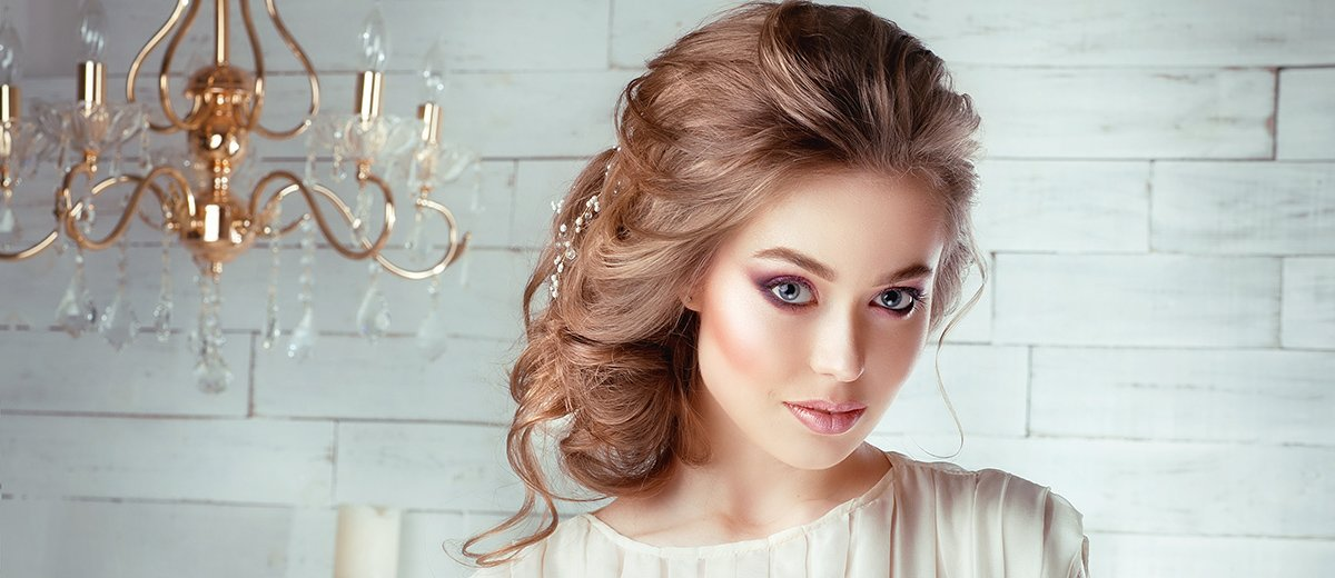 41 Wedding Hairstyles For Medium Hair