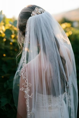 wedding hairstyles with veil and elegant hair down affordableelegancebridal
