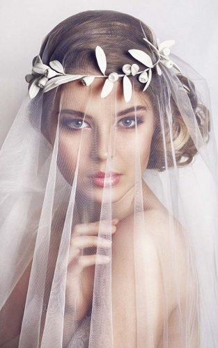 wedding hairstyles with veil new featured