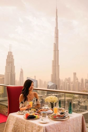 best honeymoon destinations dubai