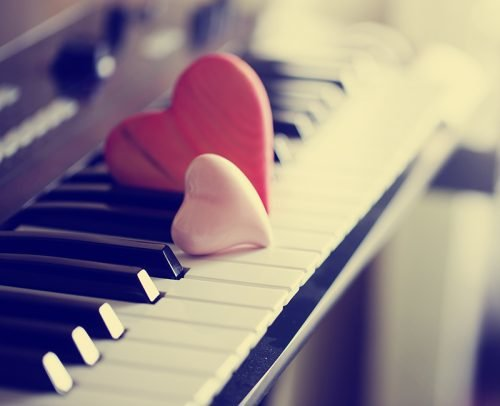 instrumental wedding songs piano hearts