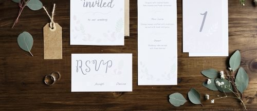 Wedding RSVP Wording Ideas And Etiquette Tips