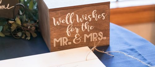 wedding card box ideas rustic box featured