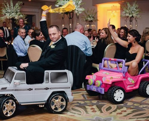 wedding party entrances ideas wedding party entrance in hot wheels cars