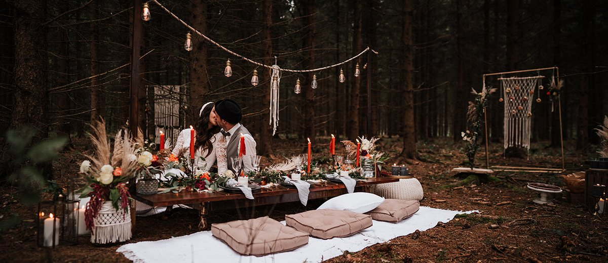 forest wedding styled shoots featured fotografie danielaebner