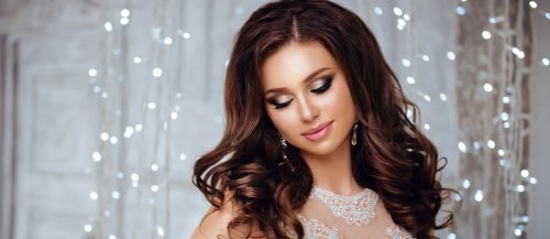 pinterest makeup for brides featured