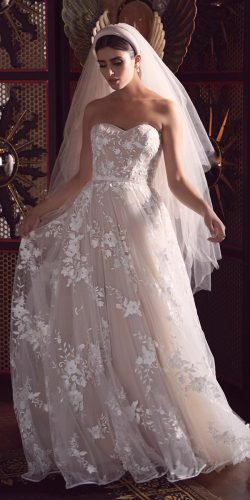 rustic wedding dresses a line sweetheart neckline lace watters