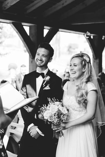 wedding photography trends the documentary monochrome wedding ceremony richardskinsphotography