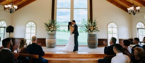 yarra valley elegant vineyard wedding featured rick liston