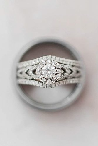 zales engagement rings modern white gold ring with diamond