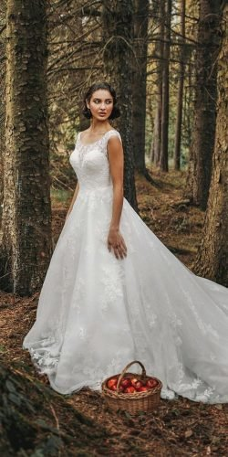 disney wedding dresses lace princess sleveless snow white allure