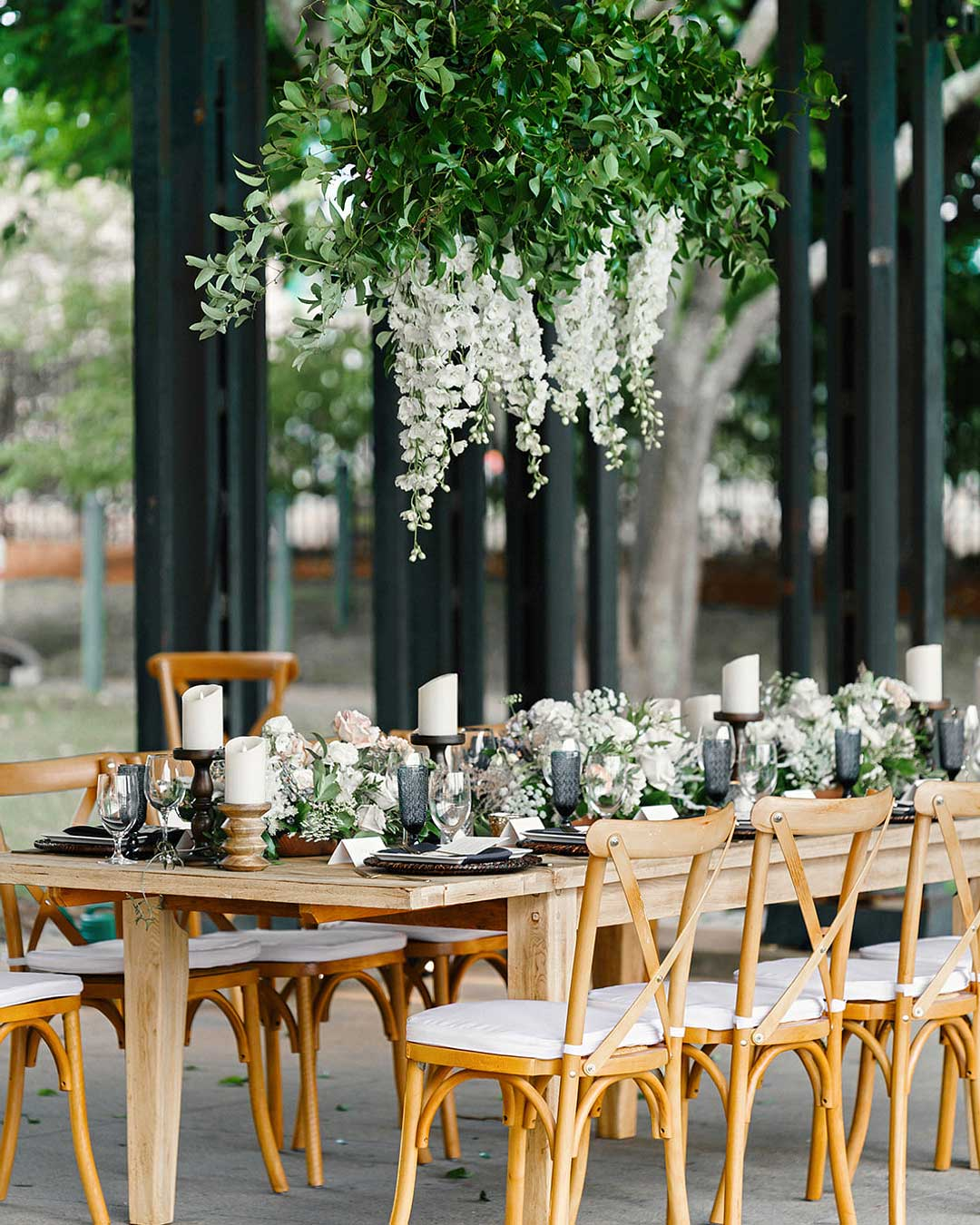 wedding trends table seating decor