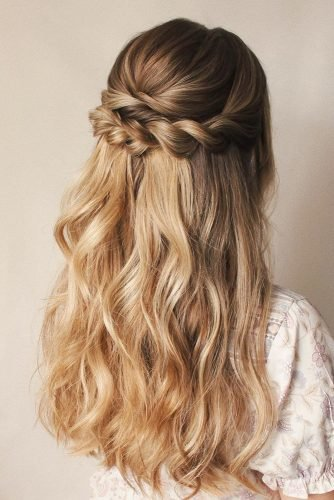 Essential Guide To Wedding Hairstyles For Long Hair Page Sep Sitename